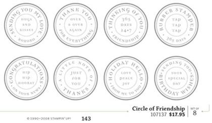 Circle of Friendship