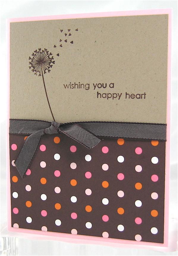 Sweet & Happy Heart