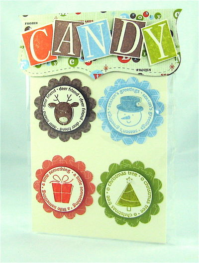 Guest Stamper Card Candy