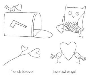 Love Owlways Set