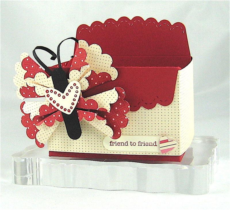 Love You Much Scallop Box