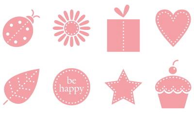 Darling Dots Stamp Set