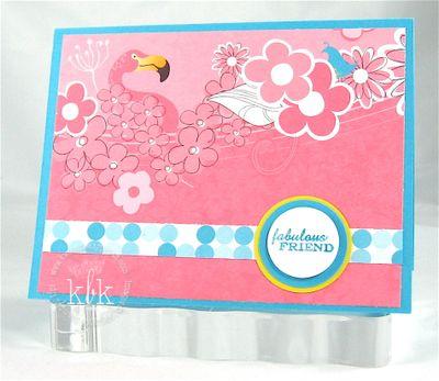 Fabulous Flamingo Friend