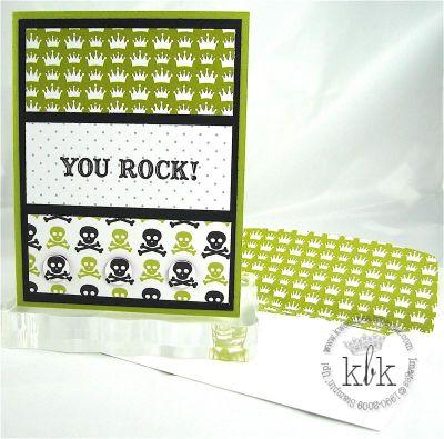 You Rock Kiwi