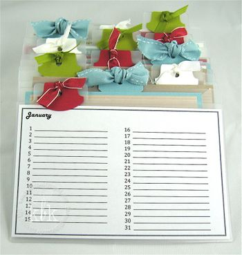 Forget Me Not Dividers