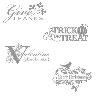 Stampin Up Holiday Best