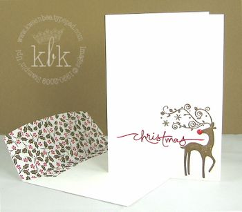 Stampin Up Dasher