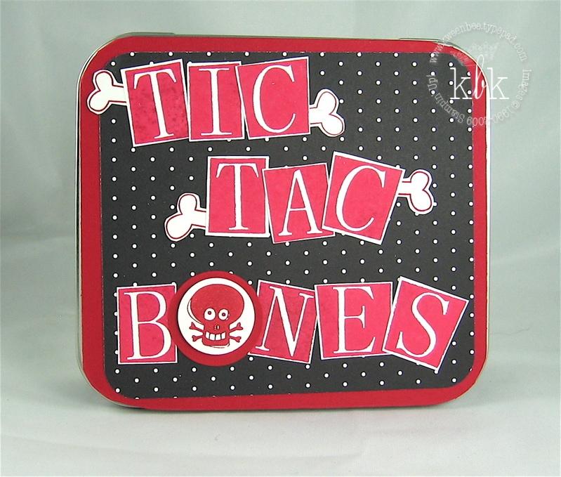 Tic Tac Bones