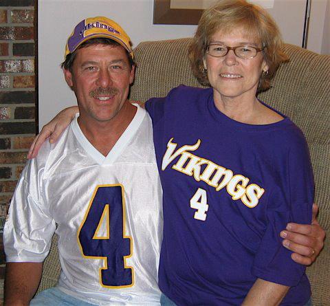 Ed & Mom