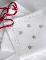Snowflake Napkins