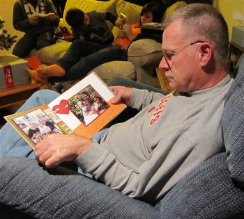 Dad Scrapbook