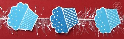 Cupcake Strip