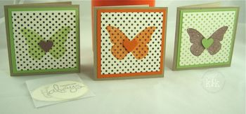Butterfly Cards 2