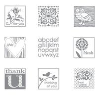 Cute By The Inch Stamp Set - by Stampin' Up!