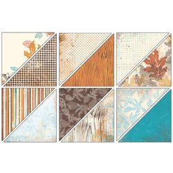 Autumn Meadows Designer Series Paper - by Stampin' Up!