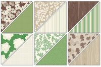 Woodland Walk Designer Series Paper - by Stampin' Up!