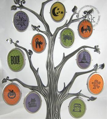 Spooky Tree Close Up